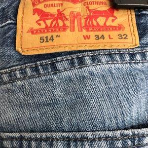 Levi's Jeans - Men's Levi's 514 straight Jeans